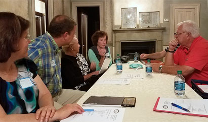 Johns Creek Historical Society meeting