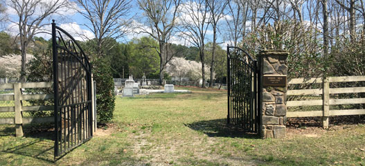 Historic Rogers-Bell Cemetery