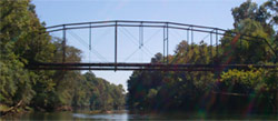 Historic Rogers Bridge